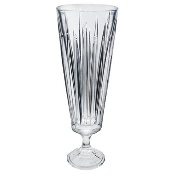 Vaso de Cristal c/pé Venus - 37cm