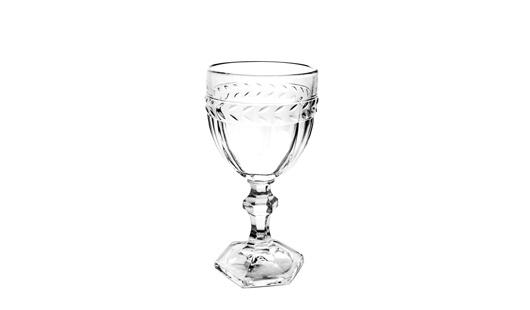 Taça de vidro c/06 240ml Studio Collection
