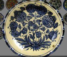 Prato de Bolo c/ Pé Cerâmica