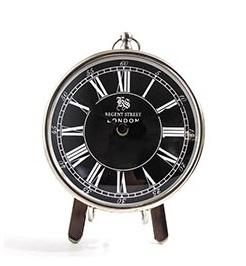 Relógio de Mesa em Metal