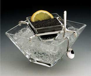 Porta Caviar Torcelo