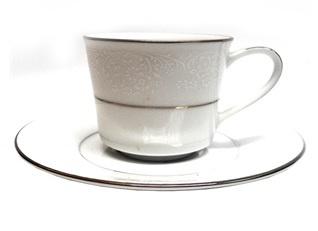 Xícaras de Café White Scapes - 6 pçs