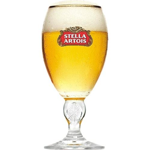 Taça de Cerveja Stella