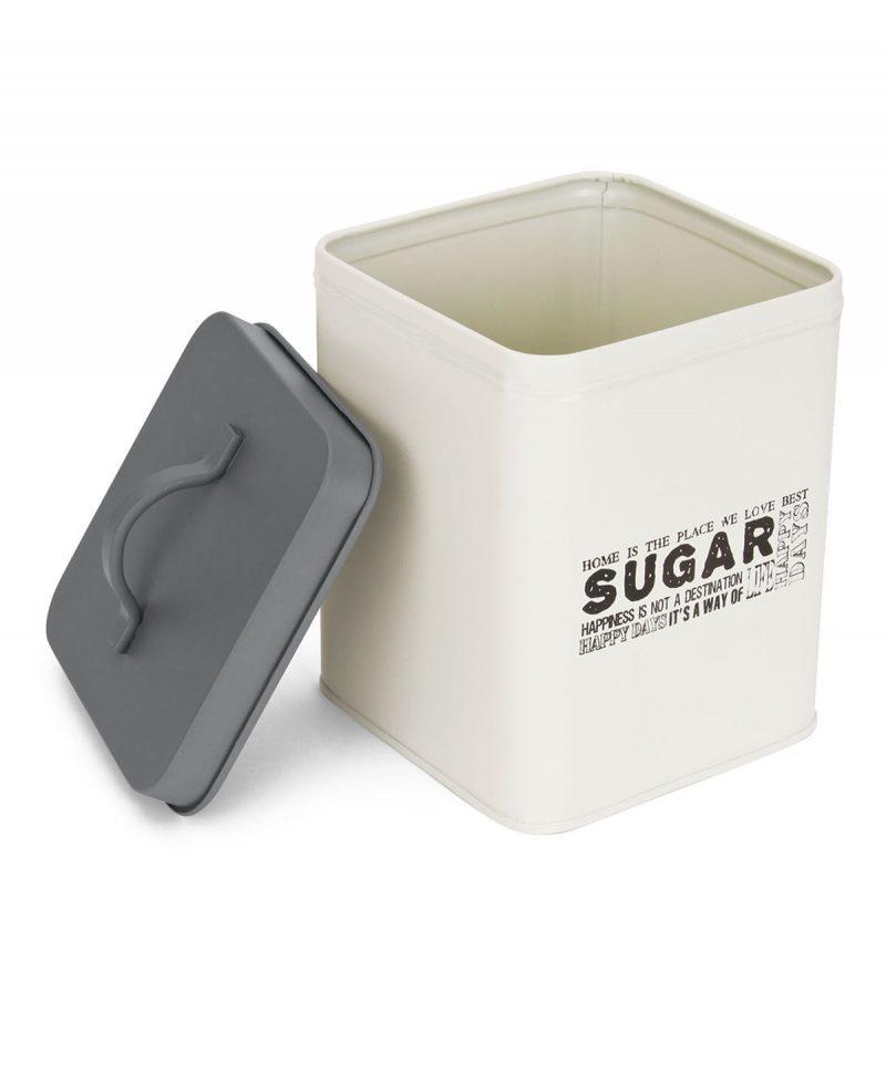 Pote Quadrado P/Açúcar