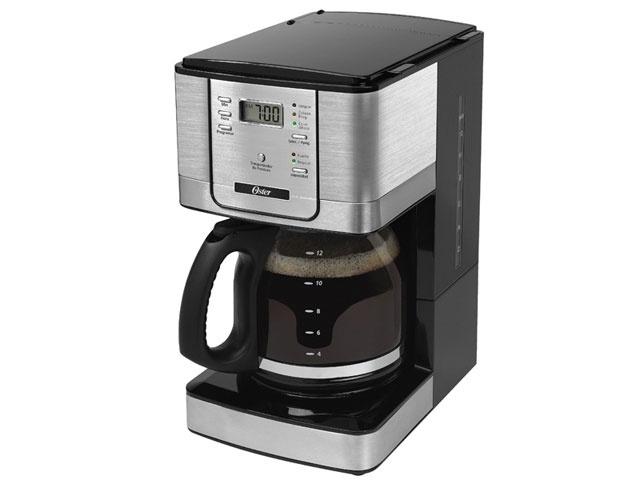 Cafeteira Elétrica Inox - Oster