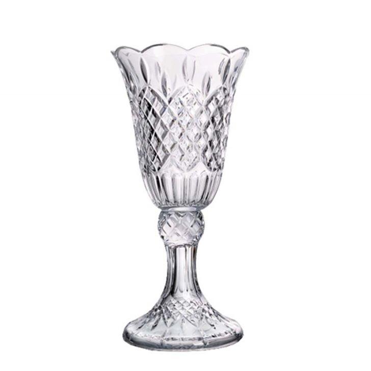 Vaso de Cristal Modena 39cm.