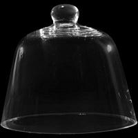 Cúpula de Vidro - 17cm - Asa