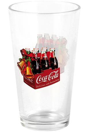 Copo Christmas Coke