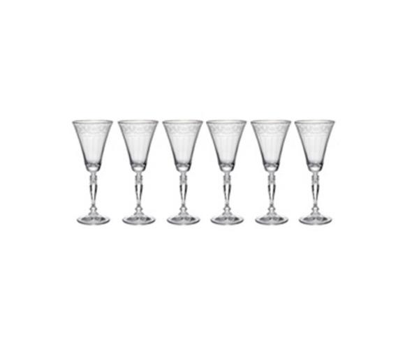 Taça Vinho Victoria Pantograph - 6pçs